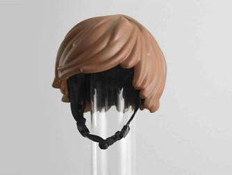The LEGO Hair Bike Helmet