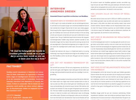 NewBees in Social Finance NL