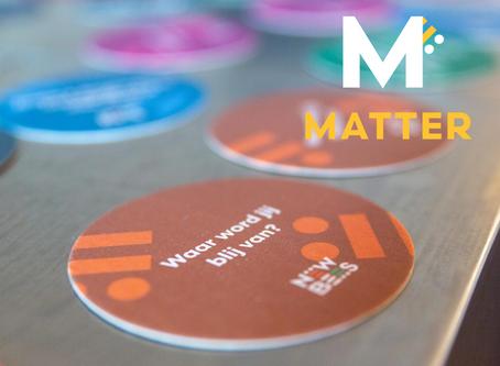 Make it MATTER: Het belang van intrinsieke motivatie