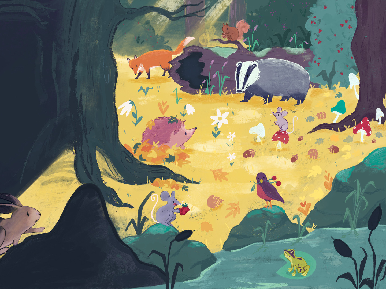 Very Tales Illustratie Amy Lane