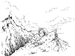 My interpretation of The Second Mountain ⛰ metaphor