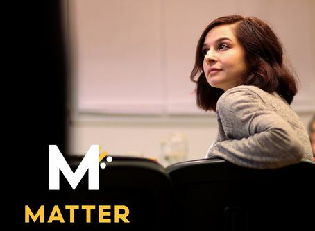 Make it MATTER: Newbees schieten te hulp bij lerarentekort