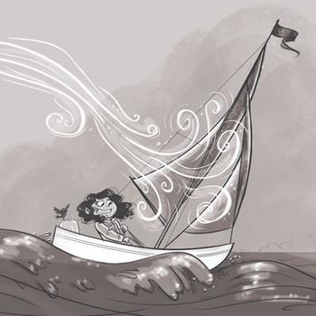 Very Tales Illustratie Alishea Gibson