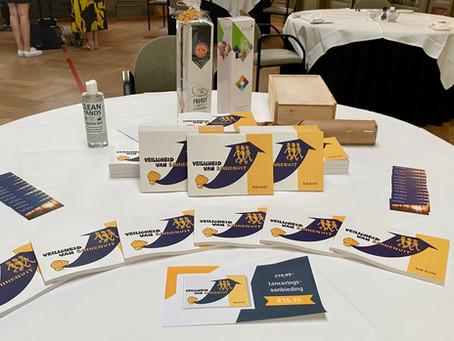 Succesvolle boekpresentatie in Den Haag
