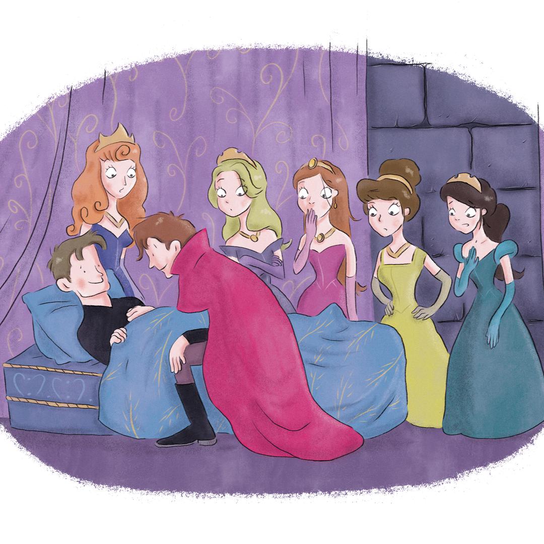 Very Tales Illustratie Nicolas Breynat