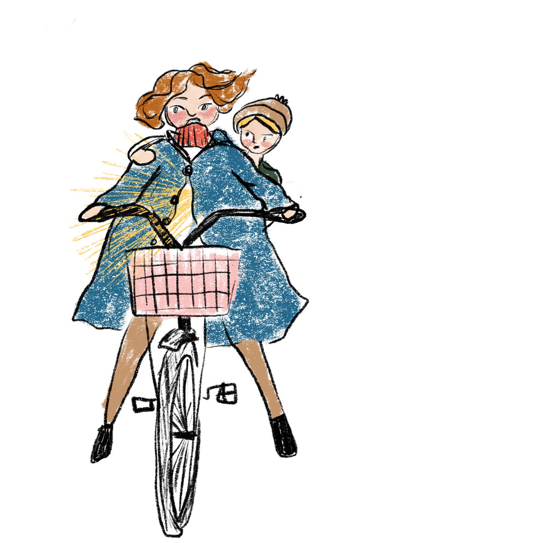 Very Tales Illustratie Emma Sajben