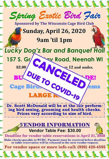 WCBC_Springbirdfair_poster-2020-CANCELED