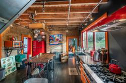 Kitchen Remodel | Accordion Windows