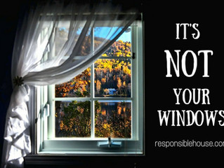 Why it's not your windows