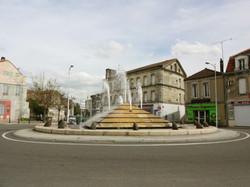 Gond Pontouvre France