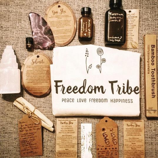 Unpacking Some #freedomtribemagic