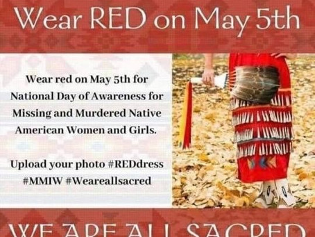 Wear Red May 5