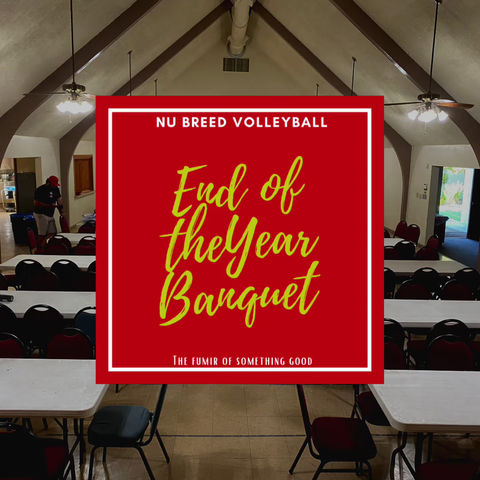 End Of The Year Banquet 2021