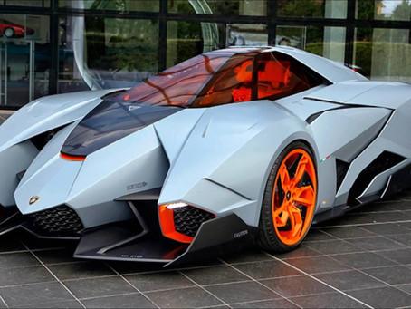 The 1% Tribe And Lamborghini's
