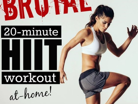 Workout 8/24/20
