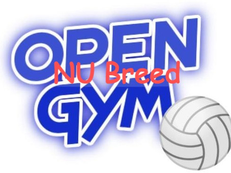 Love Built This - Open Gym (NEW)