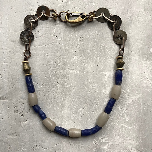 Trade beads from Africa