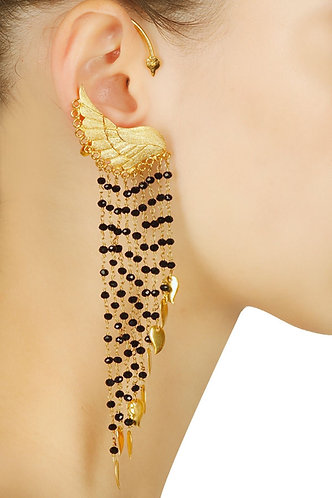 Boucles d'oreilles Gabrielle  Ailes