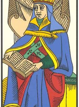 A Sacerdotisa como ponte para o Sagrado Feminino