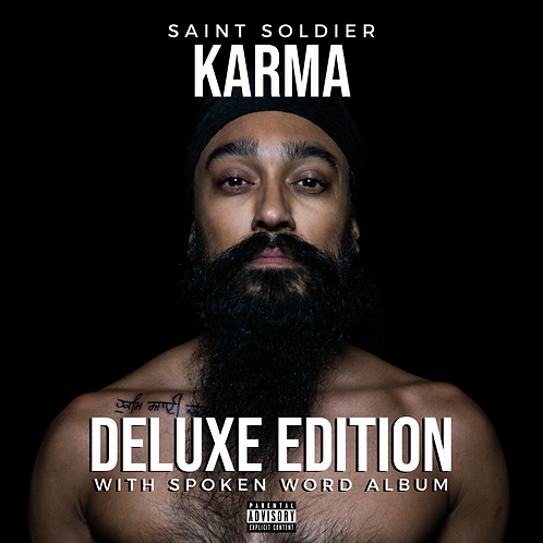 Karma Deluxe Edition (Autographed)