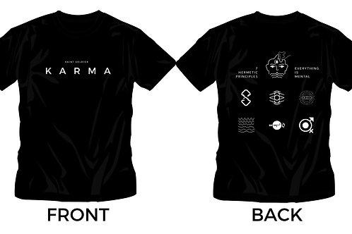 Karma Premium T-shirt