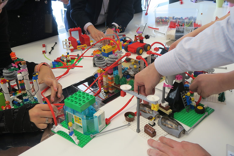 LEGO SERIOUS PLAY WORKSHOP 樂高認真玩.JPG