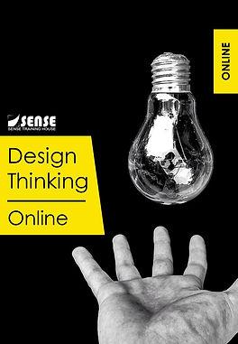 Design Thinking Online Workshop Outline.