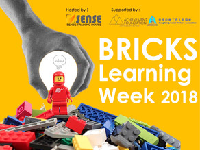 BRICKS LEARNING WEEK 2018 - Using the LEGO® SERIOUS PLAY® materials and methodology