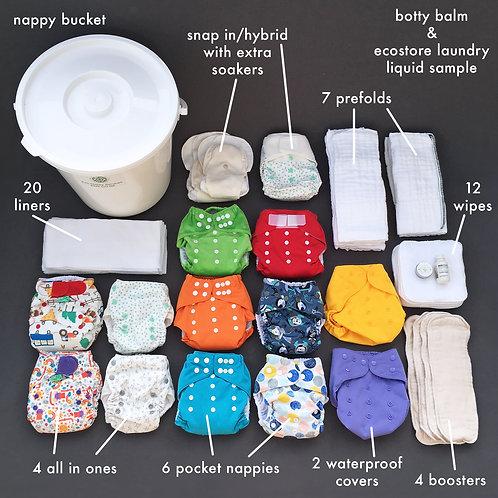Infant Multi-Kit (10 Week Hire). New Zealand-wide.