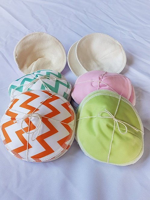 Bamboo Breast Pads (set of 3 pair)