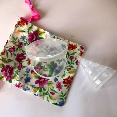 Collapsable Menstrual Cup