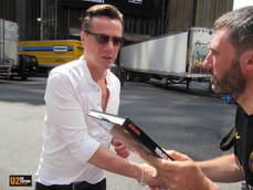 """Larry Mullen Jr ya tiene su copia de """"U2 en España"""""""