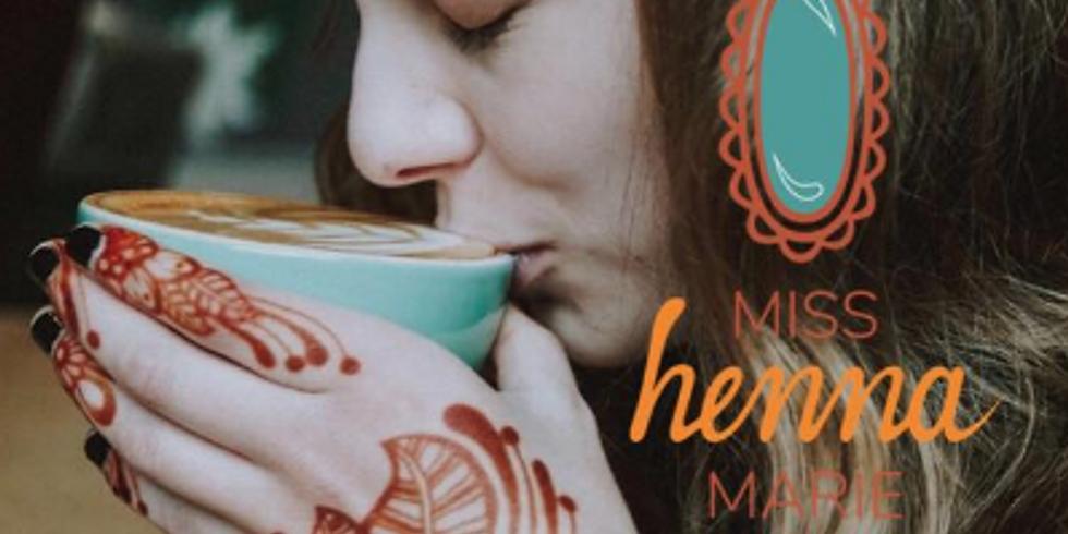 Henna w/ Miss Henna Marie