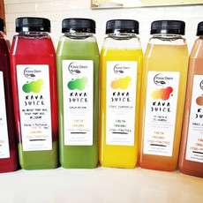 Cold-Pressed Juices