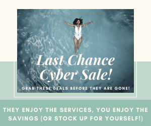 Mint and Cream Cyber Monday Coupons Medi