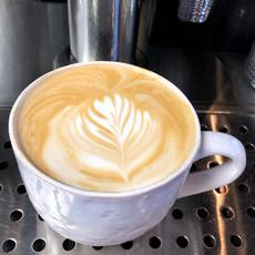 Maple Vanilla Latte!