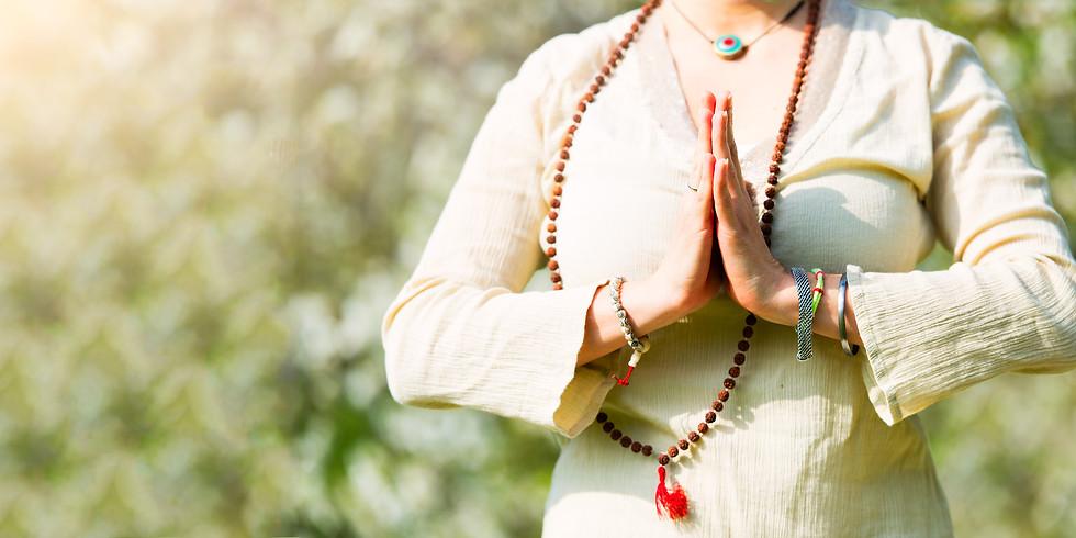 Gentle Yoga Flow followed by Gong healing in the Salt Room