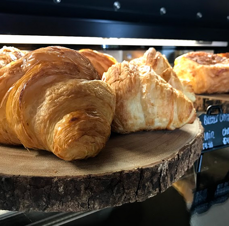Croissants from Katic Bakery!