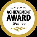 2021 NACo Achievement Award Winner Seal