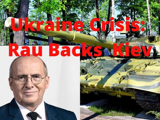 Preschools to Reopen; Rau Backs Ukraine; 81st Anniversary of Katyń Forest Massacre