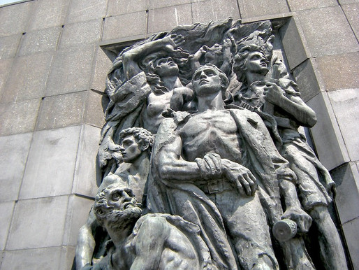 Poland and Russia Trade Diplomatic Expulsions; Warszawa Ghetto Uprising Remembered