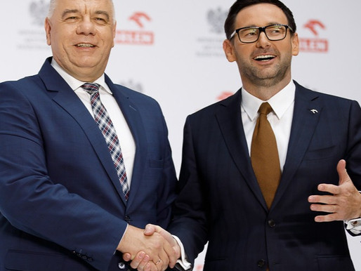 Poland Speeds-Up Timetable for Easing Covid-19 Rules; PKN Orlen to Become Energy Conglomerate