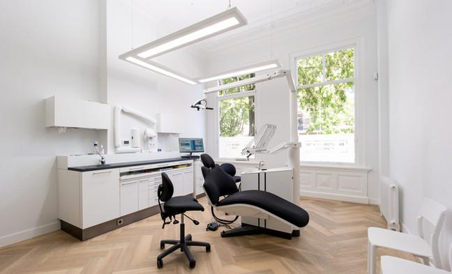 Behandelkamer Mondzorgpraktijk Nijmegen