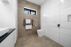 Bathroom, complimentary toiletries