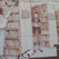 mural bookstore | king books | tacoma, wa | anti-colonialism | anti-racism