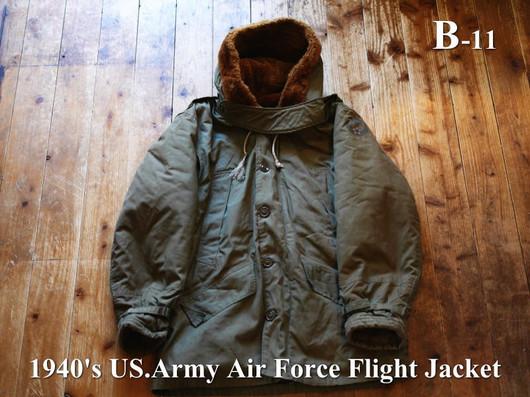 1940's U.S.Army Air Force B-11 ブログ記事へ