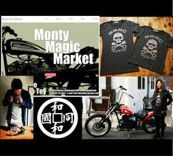 Monty Magic Market