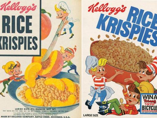 50s 60s Kellogg's ケロッグ パペット