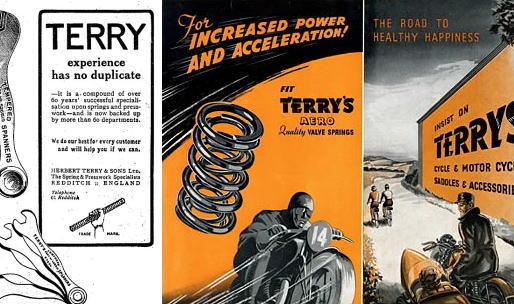 戦前 Terry's Spanner Set