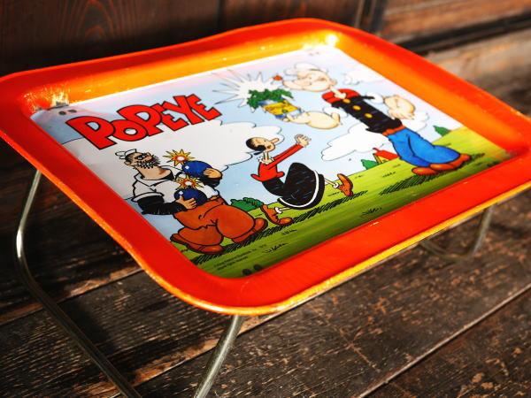 Popeye テーブル